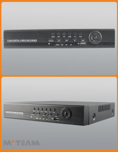 4CH 720p P2p Multi-Language CCTV DVR Hybrid DVR pictures & photos