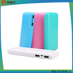 2016 Hot Selling 13000mAh Colorful Portable Power Bank (PB1515)