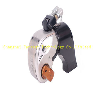 Big Torque Hollow Hydraulic Torque Wrench Tools pictures & photos