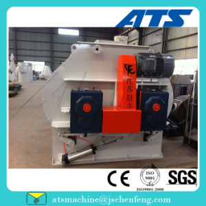 Ce Certificate Stainless Steel Feed Mixer with Double Shaft pictures & photos