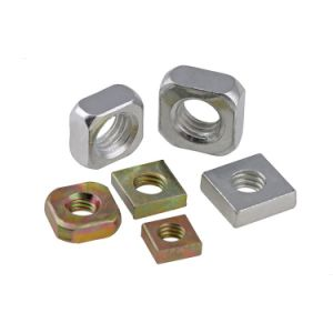 DIN 557 Stainless Steel Square Nut pictures & photos