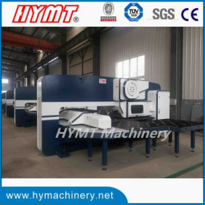 T30 type CNC hydraulic turret punching press machine pictures & photos
