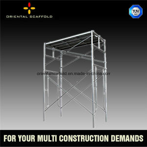 Construction Frame Scaffolding for Concrete Supporting pictures & photos