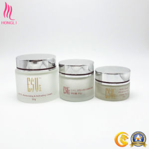 20g, 30g, 50g Frosted Glass Jar for Facial Treatment Repair pictures & photos