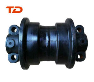 Komatsu PC60-3/5/6/7 Mini Excavator Undercarriage Earthmoving Parts Excavator Carrier Roller Upper Roller
