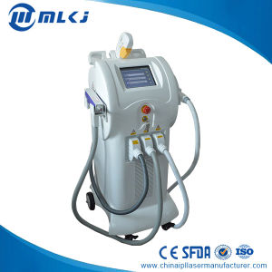 Top Combination 3 in 1 Elight ND YAG Laser Speed 808 Diode Laser Hair Removal