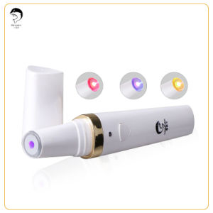 3 in 1 Blue Red Yellow Light Therapy Anti Acne Beauty Equipment pictures & photos