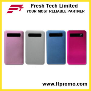 4000mAh Fashinable Ultrathin Touch Screen Power Bank for Mobile Phone (C509) pictures & photos