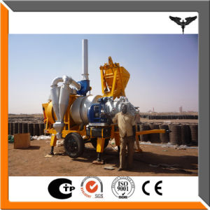 40t/H Factory Direct Selling Mini Mobile Batching Plant pictures & photos