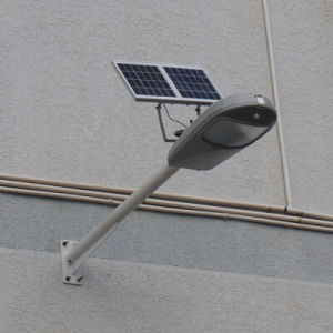 20LED SMD 10W Solar LED Street Light
