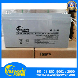 AGM Battery 150ah for Solar System 12volts pictures & photos