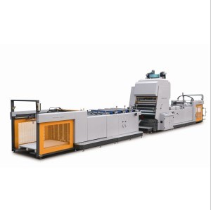 Automatic Vertical Laminating Machine pictures & photos