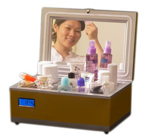 Thermoelectric Mini Fridge 3 Liter AC100-240V for Cosmetic Storage Application pictures & photos