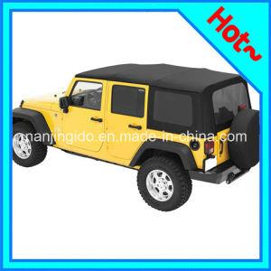 smart expo soft top 51204 for jeep wrangler unlimited jk 4 door 2010 2016 made in. Black Bedroom Furniture Sets. Home Design Ideas