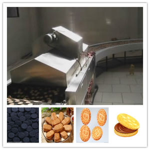 Hot Sale High Quality Biscuit Making Machine pictures & photos