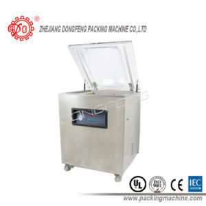 Hamburger Meat Chicken Packing Vacuum Machine (DZQ-800) pictures & photos