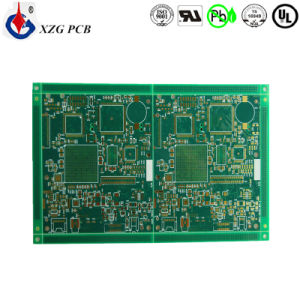 Multilayer Circuit with OSP Treatment and 0.2mm BGA pictures & photos