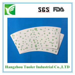 Tuoler Printed Cup Fan Manufacturer pictures & photos