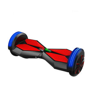 Factory 6.5/8/10 Inch Two Wheels Smart Balance Hoverboard with Bluetooth, LED Light
