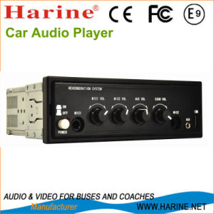 Car Audio Amplifier for Bus Music Player pictures & photos