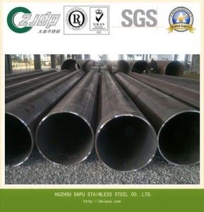 316ti Seamless Stainless Steel Pipe&Tube pictures & photos