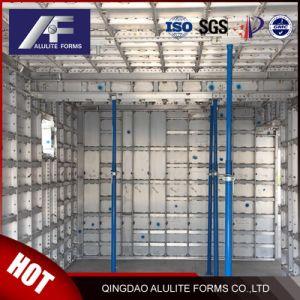 Shear Wall Aluminum Panel Formwork
