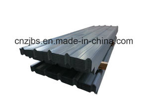 Colored Corrugated Ibr Sheet Metal pictures & photos