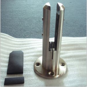 Stainless Steel Investment Precision Casting Tee Joiner Glass Fittings pictures & photos