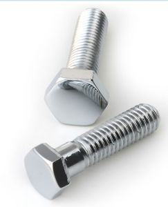 Stainless Steel Assembled Hex Bolt with Nut