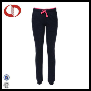 Polyester/Cotton New Style Women Jogging Sweat Pants pictures & photos