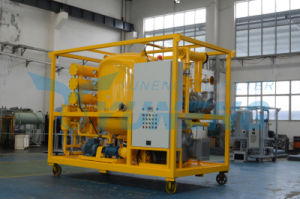 High Voltage Vacuum Transformer Oil Filtration Machine CE Approval Zja pictures & photos
