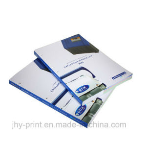 China Professional Full Color Catalogue Printing Service (jhy-407)