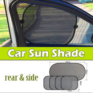 Car Window Shades >> Car Sun Shade 5 Pcs Of Set Iclover Folding Baby Sun Shades Protector For Side And Rear Window With Suction Cups Windshield Sunshade Blocks Over 98