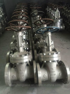 American Standard Flanged Wedge Gate Valve (Z41W)