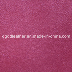 Fashion Design PVC Leather (QDL-51430) pictures & photos