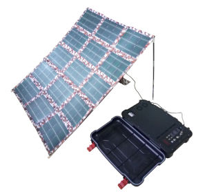 180W Thin-Film Power Sheet