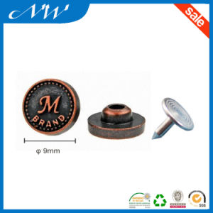 Wholesale Metal Alloy Rivet for Jeans