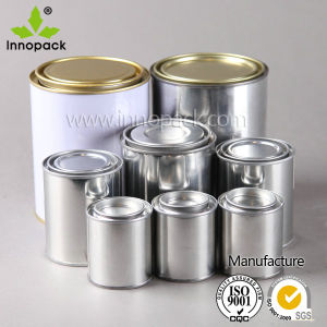 375ml Empty Metal Tin Cans for Coating pictures & photos