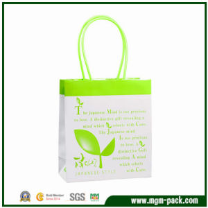 Factory Price Vivid Mixed-Color Paper Shopping Bag pictures & photos