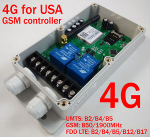 GSM / 3G / 4G GSM Remote Control Switch