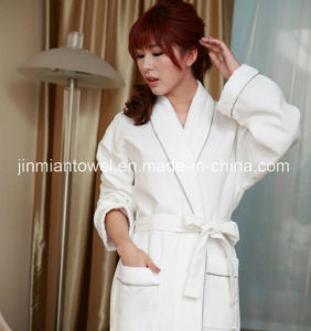 883adfb457 China Organic Cotton Hotel Bathrobe