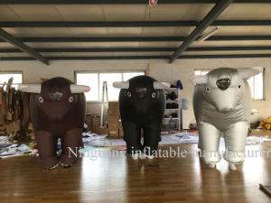 Inflatable Advertisement Animal Inflatable Cow for Outdoor