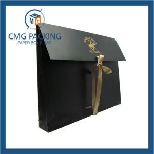 Matt Lamination File Packing Paper Bag (CMG-PGBB-016) pictures & photos