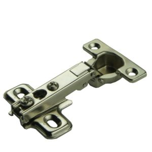 Steel Two Way Mini Furniture Cabinet Hinges (H0203) pictures & photos