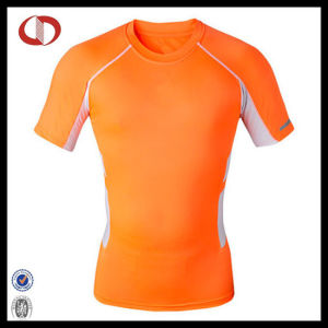 Hot Sale Cheap Compression Men Shirt pictures & photos