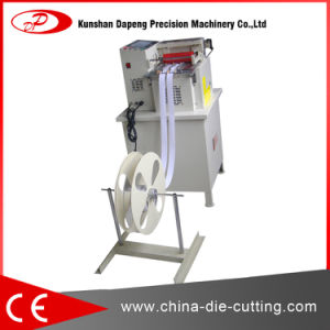 Microcomputer Belt Cutting Machine for Webbing Tape pictures & photos