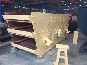 Multi Layers Vibrating Screen, Sand Stone Screening Machine pictures & photos