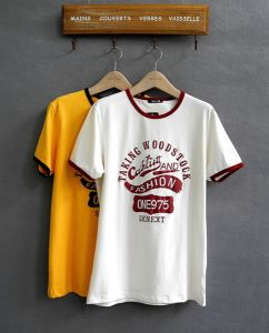 Fast Delivery Stock T-Shirts Stock Garments Stock Clothes pictures & photos
