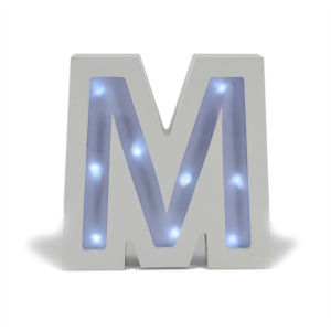 Wood LED Light Letter for Chiristmas Gift pictures & photos
