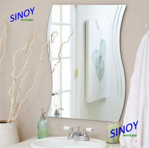 1mm to 6mm Silver Mirror, Double Coated Float Glass Mirror pictures & photos